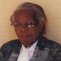 Edith Joyce Rollins Thomas