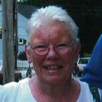 Patricia Jane Fortin