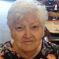 Frances Carol Dunbar