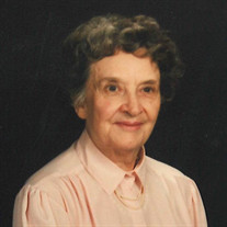 Frieda Elnora Adair