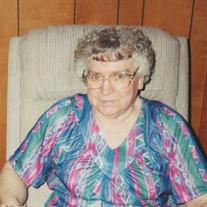 Myrtie Jane Hughes