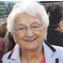 Mrs.  Doris M. Sangmeister