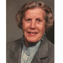 Mabel Creekmore Peden