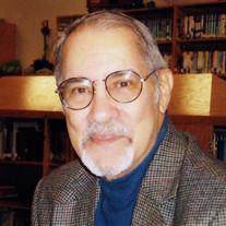 Dr. Frank Flores Montalvo, DSW, LTC (Ret)