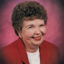 Frances Ann Wilson