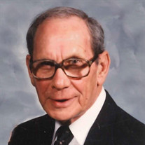 """Richard E. """"Pete"""" Armstrong"""