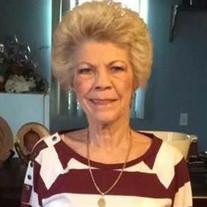 Linda Lou Hobbs  White