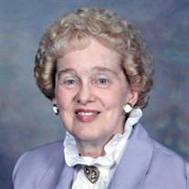 """Elizabeth A. """"Libby"""" Wilson"""