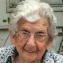"Ursula M. ""Pat""  Glauber"
