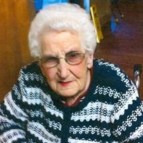 Wanda  June Treanor