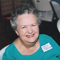 Mrs. Martha Alderman Bennett