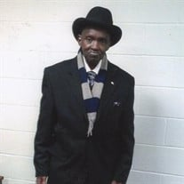 Bishop Willie Jones Sr.