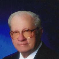 Rev. David Edward Paramore