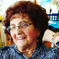 Mrs. Henrietta Violet Moricz