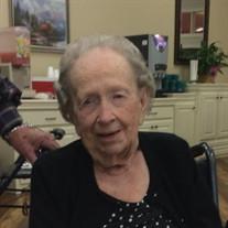 Mrs. Dorsie Loflin Bell