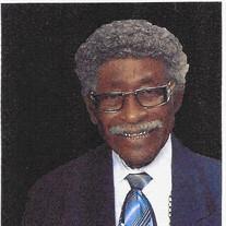 Bishop Johnie C Williams