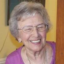 Mrs. Lucille Catherine Huhnke Peeke Reagan