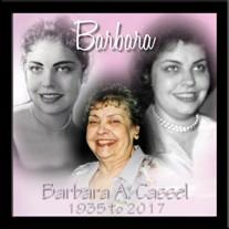 Barbara Ann Cassel