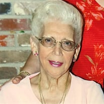 Patsy Ann Nance Phillips