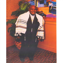 "Elder Samuel ""Boree"" Golden, Sr."