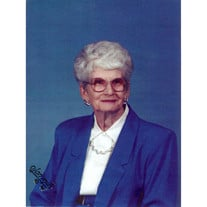 Ruth Alma Black