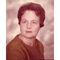 Myrna Ruth Hagan Hall