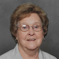 Mrs. Geneva Burkhardt