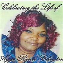 Ms. Aggi Renee Clayton