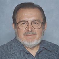 """Harold """"Buzz"""" G. Barton"""