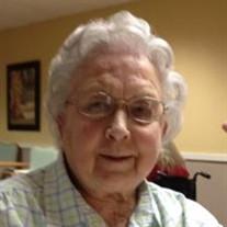Mary Ellen East