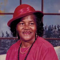 Mrs. Ola Mae Ellis