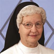 Sister Reparata Faubert, OP,