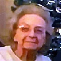 Florence Sophia Masserang