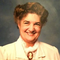 Luellia May Matthews