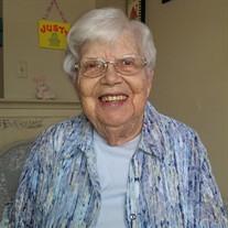 Mrs. Juanita Ruth Wilson