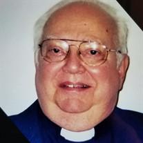 Pastor Donald  Earl  Hebrank