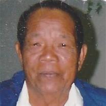Aurelio Cristobal Cristobal Sr.
