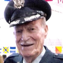 "Colonel Thomas ""Tom"" E. Davey Retired Air Force"