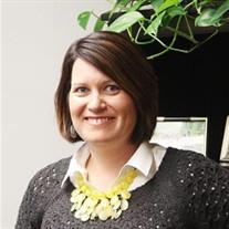 Sarah Benson Cheshire
