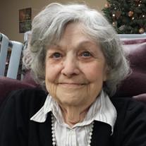 Betty Elizabeth Mae Hance