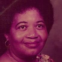 Mrs. Josephine Horlback Paul