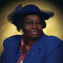 Mrs. St. Claire Marie Bunkum