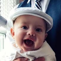 Baby Landon Thomas Dawley