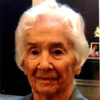 Pauline Louraine Niedermaier (née Ruth)