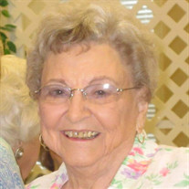 Mrs. Julia Earleen Mock Holland