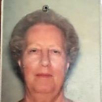Dorothy Adelaide Astin