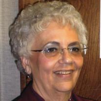 "Mrs. Patricia ""Pat"" Ann Bridges"