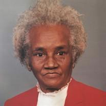 Sis. Annie L. Jackson