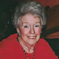 """Elizabeth """"Betty"""" June Bartholomew"""
