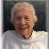 Mrs. Opal Pearl (Mathis) Evans